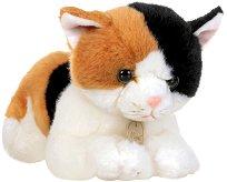 """Коте - Плюшена играчка от серията """"Miyoni"""" - кукла"""