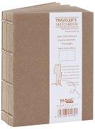Скицник - Traveler's Sketchbook