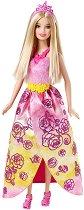 """Барби - Принцеса с розова рокля - Кукла от серията """"Barbie  - Приказен свят"""" - кукла"""