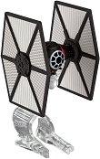 "Космически кораб - First Order Special Forces TIE Fighter - Играчка от серията ""Hot Wheels Star Wars: The Force Awakens"" - играчка"