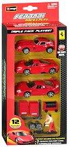 "3 ������ Ferrarri � ���� - �������� ������� ������� �� ������� ""Ferrari Race & Play"" -"