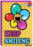 """Keep smiling - Мини пъзел от серията """"SmileyWorld"""" - пъзел"""