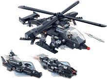 """Бойни машини - 3 в 1 - Детски конструктор от серията """"Defence Force"""" - играчка"""