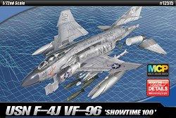 Военен самолет - USN F-4J VF-96 Showtime 100 - Сглобяем авиомодел -