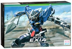 """Мобилен костюм - GN-001 Exia - Сглобяем модел от серията """"TT Hongli: Gundam"""" -"""
