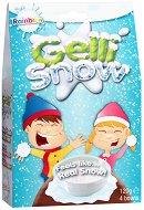 Gelli Snow Rainbow - Пухкав цветен сняг за игра - кукла