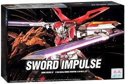 """Мобилен костюм - ZGMF-X56S Sword Impulse - Сглобяем модел от серията """"TT Hongli: Gundam"""" - макет"""