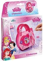 """Направи сама и декорирай - Чанта - Творчески комплект от серията """"Принцесите на Дисни"""" -"""