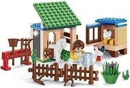 """Ферма - Детски конструктор от серията """"Eco Farm"""" -"""