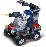 """Боен джип - Детски конструктор от серията """"Mission Eagle"""" -"""