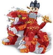 """Червен дракон - Детски конструктор от серията """"Tang Dynastie"""" - продукт"""