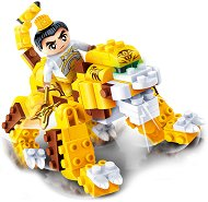 Жълт дракон - играчка