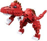 """Спинозавър - Детски конструктор от серията """"Dinosaur"""" - играчка"""