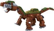 """Бронтозавър - Детски конструктор от серията """"Dinosaur"""" - играчка"""