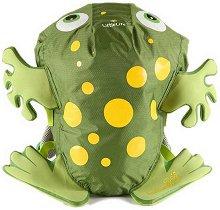 Водоустойчива детска раница - Swim Bag: Жаба - играчка