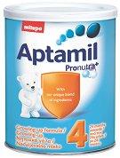 Преходно мляко - Aptamil 4 Pronutra+ - Опаковка от 400 g за бебета над 24 месеца -