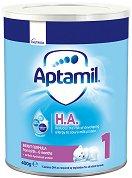 Хипоалергенно мляко за кърмачета - Aptamil HA 1 Proexpert - Опаковка от 400 g за бебета от 0 до 6 месеца -