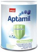 Специална лечебна храна за недоносени бебета и деца родени с ниско тегло - Aptamil Premature - Опаковка от 400 g за бебета от 0+ месеца -