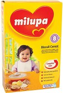 Инстантна млечна каша - Бисквити - Опаковка от 250 g за бебета над 8 месеца - пюре
