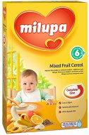 Инстантна млечна каша - Смесени плодове - Опаковка от 250 g за бебета над 6 месеца -