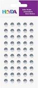 Декоративни стикери - Кръгове - Комплект от 50 броя