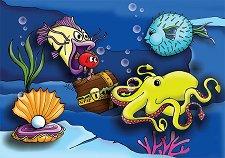 Морско дъно - пъзел