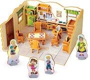 """Кухня - 3D пъзел от колекцията """"3D Къща"""" - пъзел"""