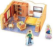 Спалня - пъзел