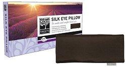 Treets Silk Eye Pillow - Копринена възглавничка за уморени очи - продукт