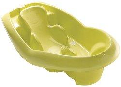 Анатомична бебешка вана за къпане - Lagoon: Green -