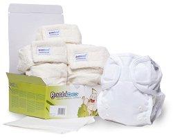 """Бебешки комплект за преповиване - От серия """"Бамбук"""" за деца от 3.5 kg до 15 kg -"""