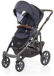 Комбинирана бебешка количка - Salsa 4: Style Street - С 4 колела -