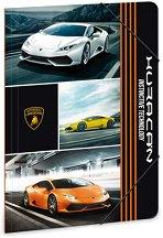 Папка с ластик - Lamborghini