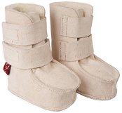 Бебешки ботушки от овча кожа - High Boot: Mimosa - Размер 19/20 -