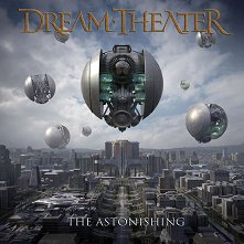 Dream Theater - The Astonishing - 2 CD -