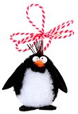 Мартеница - Пингвин