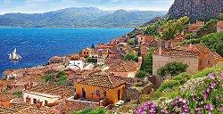 Монемвасия, Гърция -