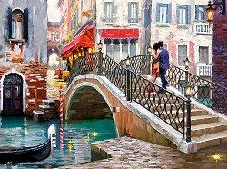 Мост във Венеция - Ричард Макнийл (Richard Macneil) - пъзел