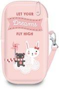 Калъф за мобилен телефон - Fly High - детски аксесоар