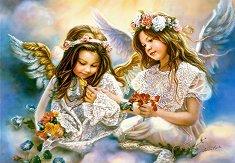 Подарък от ангел - пъзел