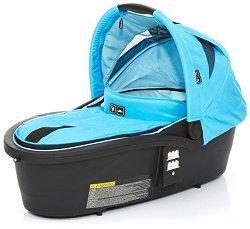 Кош за кола за новородено бебе - Doozy: Rio - Аксесоар за детска количка -