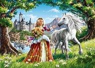 Принцеса и нейният приятел -