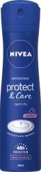 """Nivea Protect & Care Anti-Perspirant - Дамски дезодорант против изпотяване от серията """"Protect & Care"""" - лосион"""
