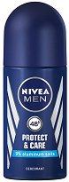 Nivea Men Protect & Care Deodorant Roll-On -