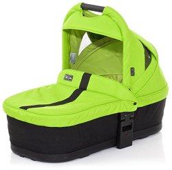"Кош за новородено - Plus: Lime - Аксесоар за детски колички ""Cobra Plus"", ""Mamba Plus"" и ""3-Tec Plus"" -"