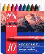Восъчни пастели - Neocolor I