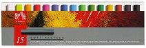 """Сухи пастели - Soft Pastels - Комплект от 15, 30 или 60 цвята от серията """"Artist"""""""