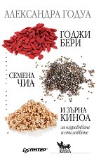 Годжи бери, семена чиа и зърна киноа за оздравяване и отслабване -