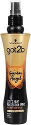 Got2b Guardian Angel Heat Protection Spray - Термозащитен спрей за коса - молив