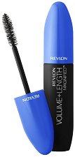 Revlon Volume + Length Magnified Mascara - Спирала за обемни и дълги мигли - душ гел